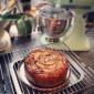 Toffee Apple Upside Down Cake