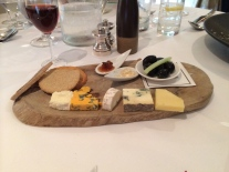 5 Cheese Dessert Selection