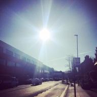 Headingley High Street - Beautiful sun shiny day!