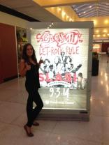 Aerosmith in Jersey