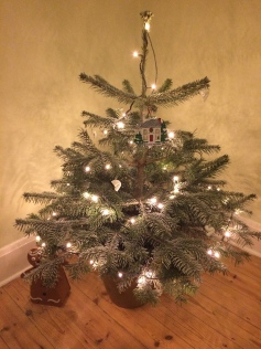 Albert the Christmas Tree