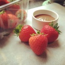 Summer strawberries!